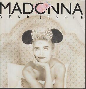 "Madonna Dear Jessie 45T 7"" 45 Tours SP"