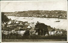 FALMOUTH Town View Postcard CORNWALL Valentine's Co