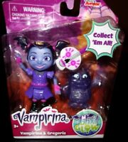 DISNEY JUNIOR VAMPIRINA BEST GHOUL FRIENDS VAMPIRINA AND GREGORIA FIGURES