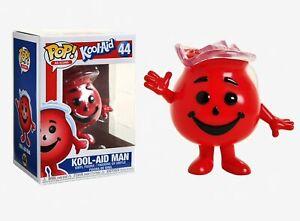 Funko Pop! AD Icons: Kool-Aid - Kool-Aid Man #44 39600 NEW FREE SHIPPING