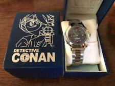Detective Conan Wrist Watch USJ Limited Cool Japan 2018 Anime Manga Edogawa  F/S