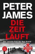 Die Zeit läuft / Roy Grace Bd.9 von Peter James (2016, Taschenbuch), UNGELESEN