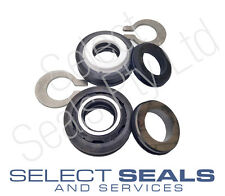 Flygt 3085.60,182 Pump Mechanical Seals, Inner & Outer Seal Included