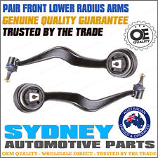 2 FRONT LOWER CASTER CONTROL ARM L&R HOLDEN COMMODORE VE STATESMAN CAPRICE WM