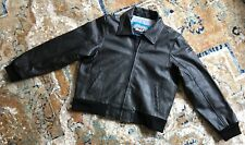 c6b5ed933 Bomber Leather Outerwear (Sizes 4 & Up) for Boys for sale | eBay
