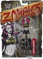 WWE Basic Diva Zombie Sasha Banks Action Figure