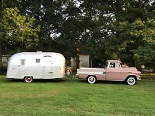 Vintage 1958 18ft AIRSTREAM PACER Travel Trailer