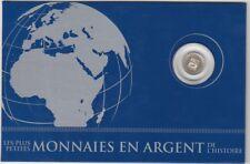 Monnaie argent 25 centavos Venezuela 1960