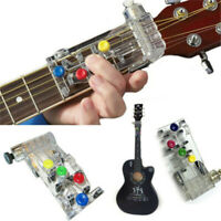 Classical Guitar Learning System Fast Teaching Aid Chord Practrice Assistant