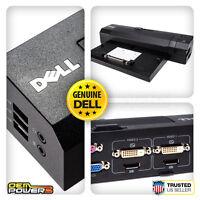 Dell Latitude E6220 E6230 E6320 E6330 E-Port Plus Replicator/Dock Station/PR02X