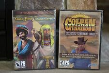 Wiege Persiens/Cradle Von Ägypten & Golden Trails The New Western Rush PC CD ROM