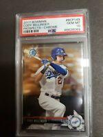 2017 Bowman Chrome Prospects #BCP149 Cody Bellinger Dodgers RC Rookie PSA 10