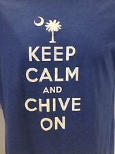 Keep Calm And Chive On South Carolina