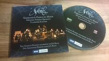 CD Jazz Sarband - Arabian Passion Acc To JS Bach (14 Song) Promo JARO MEDIEN cb