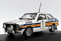 Ixo Models 1/43 Scale RAC001 - Ford Escort Mk II Winner Acropolis 1981