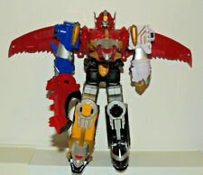 Power Rangers Megaforce: Gosei Great Megazord  Zord Builder