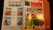Bibi Fricotin super vendeur   (n°74) -TBE