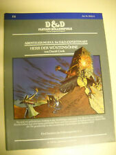 D&D Dungeons and Dragons - Herr der Wüstensöhnes - wie neu!
