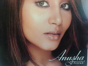 Anusha - Freeze CD single PROMO 2007 Megatron remix ARCD001 MINT