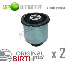 2 x BIRTH REAR AXLE BEAM MOUNTING BUSHES GENUINE OE QUALITY REPLACE 51586