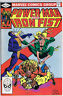 POWER MAN AND IRON FIST 84 Marvel Comics 1982 4th appearance of SABRETOOTH