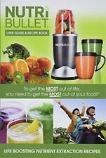 50% OFF New Nutribullet User Guide And Recipe Book