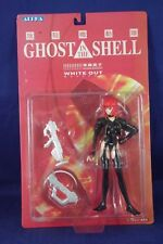 Ghost in the Shell - White Out Figure - Black and Red Outfit - Alpha
