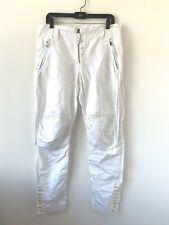 Marithe Francois Girbaud White Pants Size 30