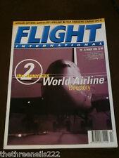 FLIGHT INTERNATIONAL # 4618 - WORLD AIRLINE DIRECTORY Pt 2 - MARCH 25 1998