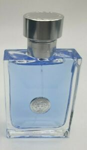 Versace Signature Pour Homme EDT 3ml 5ml 10ml Sample Decanter in Glass Atomizer