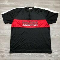 VTG Nautica Competition Quarter Zip Jersey Shirt Sz. L O38