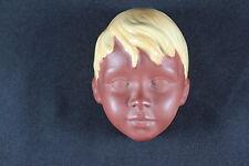 Cortendorf Goebel Wandmaske Junge Kopf Keramik wall mask Blindmarke 3410