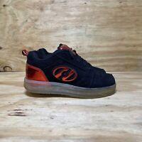 Heelys Premium 1 Lo Kid's Shoes Size 13C Black/Red