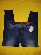 """GUESS JEANS, """"CITY WASH"""" STRETCH FIT, NEW, """"BRITTNEY"""" SIZE 3, ZIP-SKINNY ANKLE"""
