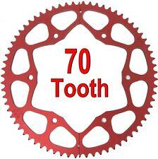 70T Tooth #35 Chain Split Sprocket Two 2 Piece Gear Drift Trike Go Kart Racing