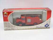 Solido Pompiers 1/50 - Iveco Citerne