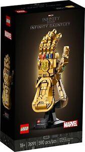 LEGO Marvel Super Heroes 76191 - Guanto dell'infinito