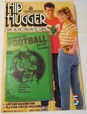 1989 Hip Hugger Magnetic Football Game, Smethport, MOC
