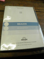 beauce atlas hydrogéologique - de desprez - et Mégnien  - BRGM
