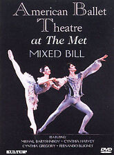 American Ballet Theatre at the Met - Mixed Bill