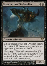 MTG TREACHEROUS PIT-DWELLER - PERFIDO ABITANTE DELL'ABISSO - AVR - MAGIC
