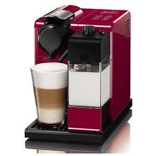 Nespresso Lattissima EN550.R Touch Cafetera automática, Glam Rojo Nuevo