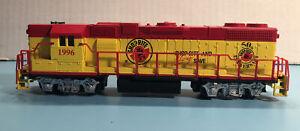 Life-Like HO 1996 SHOPRITE 50th Anniversary EDITION Locomotive Used