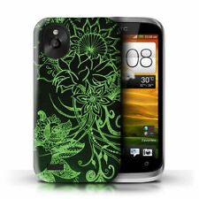 Étuis, housses et coques noirs HTC Desire X pour téléphone mobile et assistant personnel (PDA) HTC
