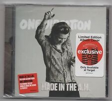 One Direction Made in The A.M. Target Exclusive CD Harry Styles Cover Rare