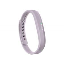 Fitbit Flex 2 Smart Fitness Activity Tracker Lavender FB403LV (Waterproof)