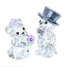 Swarovski Crystal Kris Bear - You & I Figurine Decoration 1096736