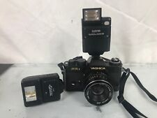 Rare Yashica FR I 35mm film SLR Camera With Yashica 50mm f 1:1.9 Lens JAPAN