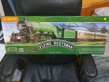 Hornby R1255M Flying Scotsman train set BNIB