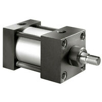 "Speedaire 5Tec8 6"" Bore Double Acting Air Cylinder 2"" Stroke"